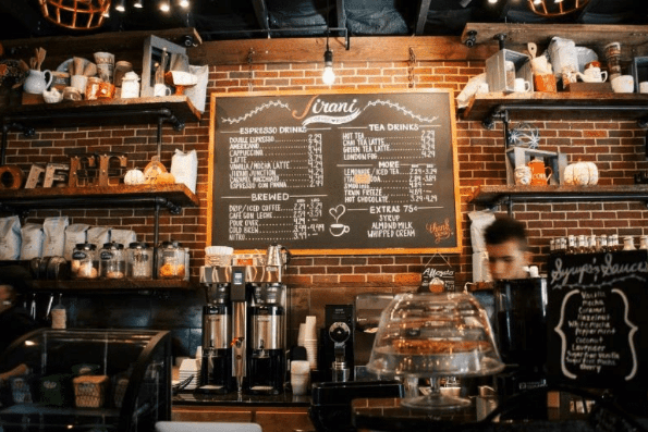 Buying a cafe franchise business