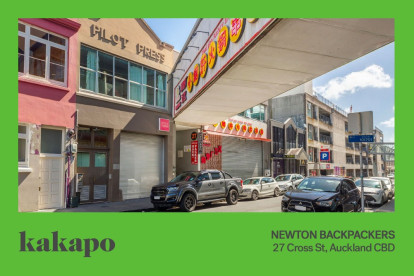 Backpacker Lodge Business for Sale Auckland CBD