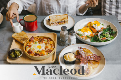 Garden Style Cafe Business for Sale South Auckland