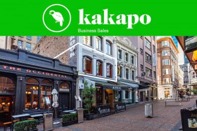 Raw Power Cafe Business for Sale Auckland CBD