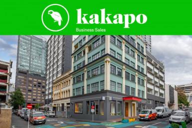 Top Class Cafe Business for Sale Auckland CBD