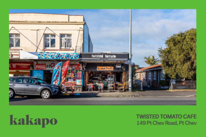 Twisted Tomato Cafe Business for Sale Point Chevalier Auckland