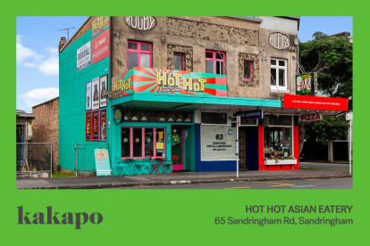 Hot Asian Eatery Business for Sale Sandringham Auckland