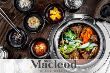 Licensed Korean Restaurant Business for Sale Auckland CBD