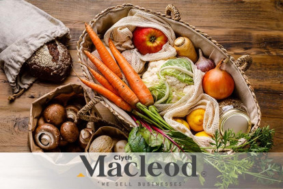 Organic Natural Food Grocery Business for Sale Auckland