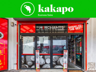Liquor Store Business for Sale Balmoral Auckland