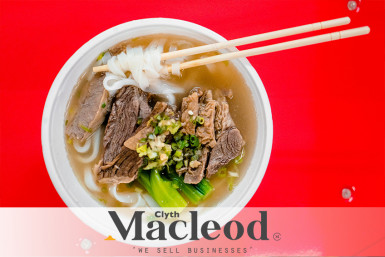 Chinese Takeaway Business for Sale Auckland CBD