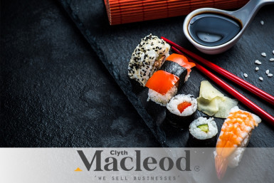 Japanese Takeaway Business for Sale Auckland