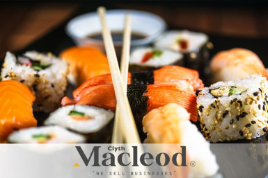 Sushi And Lunch Bar Business for Sale Auckland