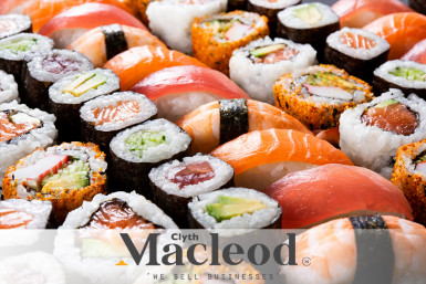 Sushi Takeaway Business for Sale Auckland