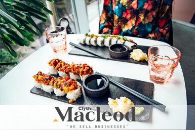 Sushi Takeaway Business for Sale Henderson Auckland