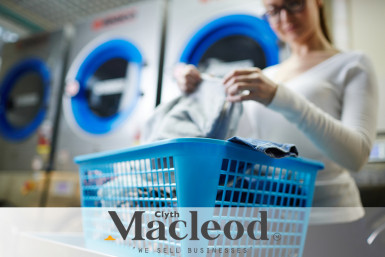 Busy Laundromat Business for Sale Auckland