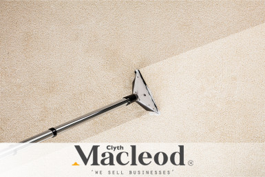 Carpet Cleaning Business for Sale Auckland