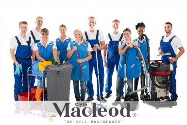 Domestic and Commercial Cleaning Business for Sale Auckland