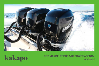 Marine Repair and Retail Agency Business for Sale Auckland