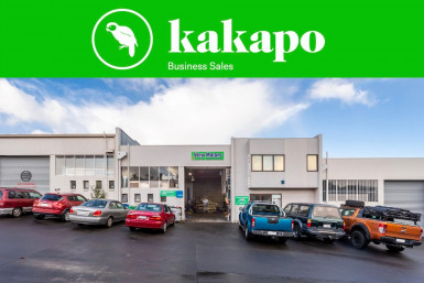 One-Stop Automotive Workshop Business for Sale Glenfield Auckland