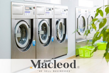 Self Service Laundromat Business for Sale Auckland Central