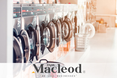 Self Service Laundromat Business for Sale South Auckland