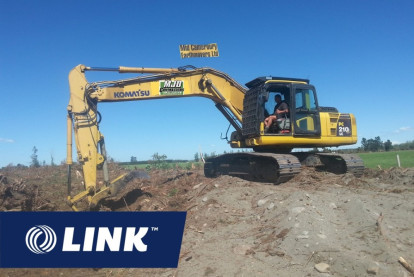 Contracting and Trucking  Business for Sale Canterbury
