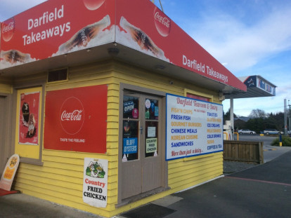 Retail Food and Dairy Business for Sale Darfield