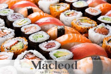 Sushi Takeaway Business for Sale Rotorua