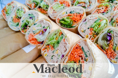 Lunch and Sushi Bar Business for Sale Tauranga