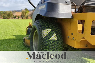 Lawn Mowing And Garden Maintenance Business for Sale Waikato