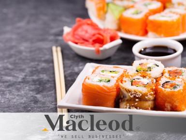 Sushi Takeaway Business for Sale Wellington
