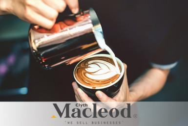 Trendy Cafe Business for Sale Whangarei CBD