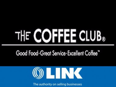 Coffee Club Franchise for Sale Auckland City