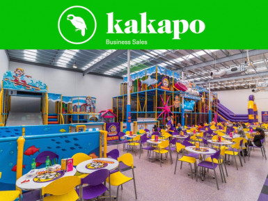 Chipmunks Playland and Cafe Franchise for Sale Takanini Auckland
