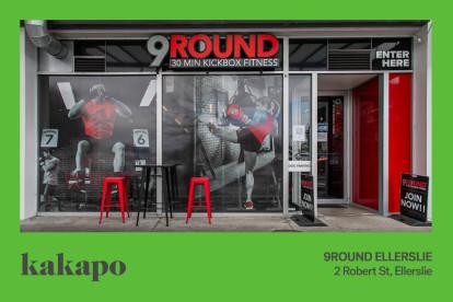 9Round Gym Franchise for Sale Ellerslie Auckland