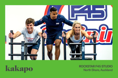 F45 Training Gym Franchise for Sale North Shore