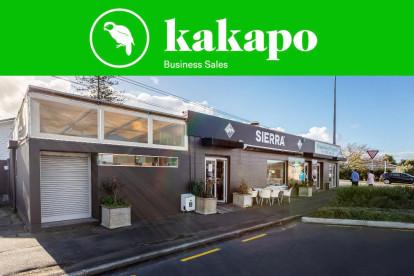 Sierra Cafe Franchise for Sale Greenlane Auckland