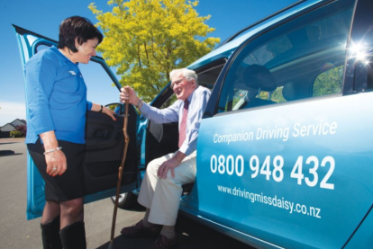 Driving Miss Daisy Companion Driving Franchise for Sale Christchurch
