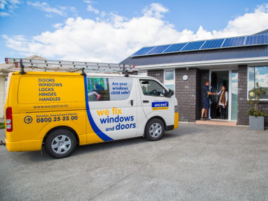 Window and Door Repair Franchise for Sale Christchurch East