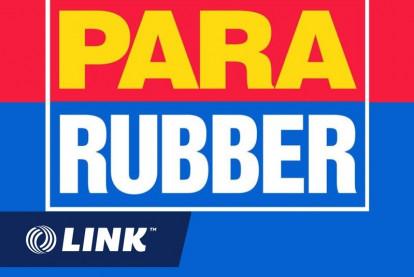 Para Rubber  Franchise for Sale Dunedin