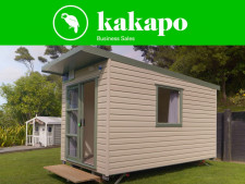 Cabin Hire Franchise for Sale Gisborne, work from home