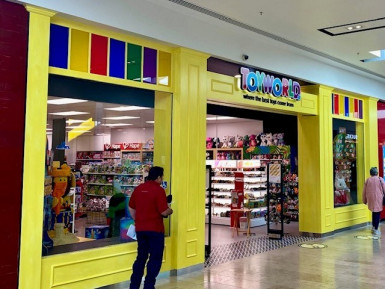 Retail Toy Franchise for Sale Hamilton