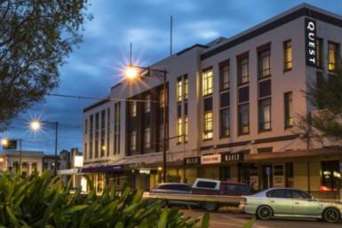 Quest Apartment Hotel Franchise for Sale Invercargill