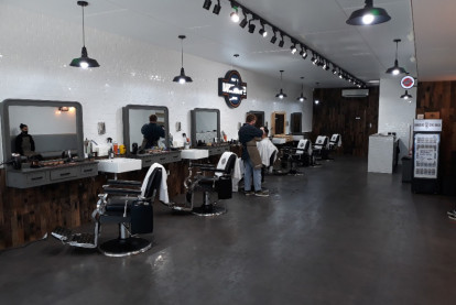 Barber Shop Franchise for Sale New Plymouth