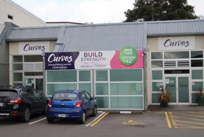 Curves Gym Franchise for Sale New Plymouth