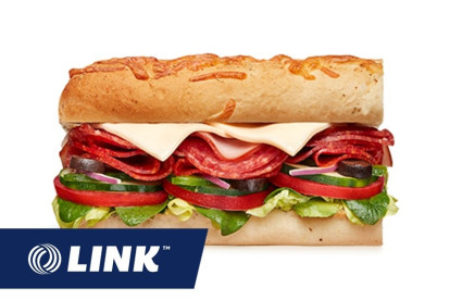 Sub Sandwich Franchise for Sale New Plymouth