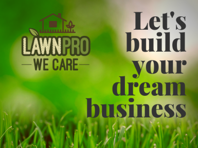 LawnPro  Franchise for Sale New Zealand wide