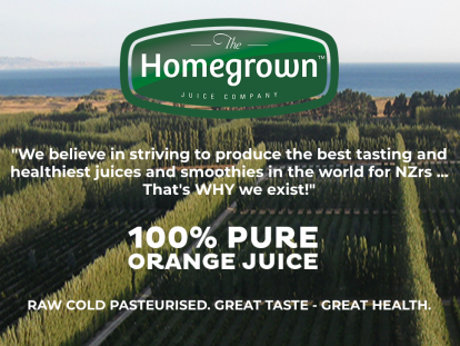 Chilled Juice Distribution Franchise for Sale NZ Wide