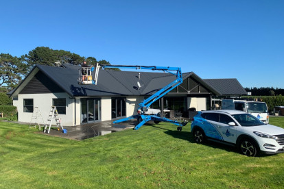 Building Exterior Cleaning Franchise for Sale New Plymouth