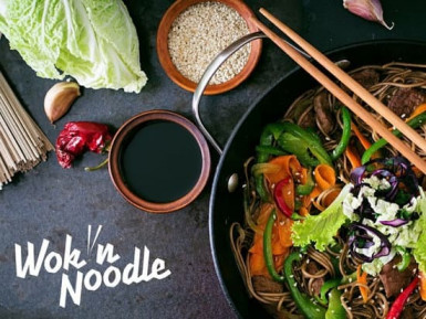 Wok'n Noodle Franchise for Sale Tauranga
