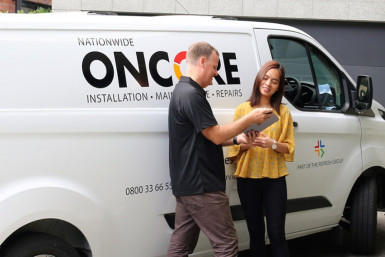 Oncore Maintenance Franchise for Sale Whanganui