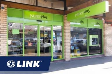 Paper Plus Retail Franchise for Sale Wellington