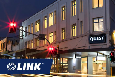 Quest Hotel Franchise for Sale Whangarei